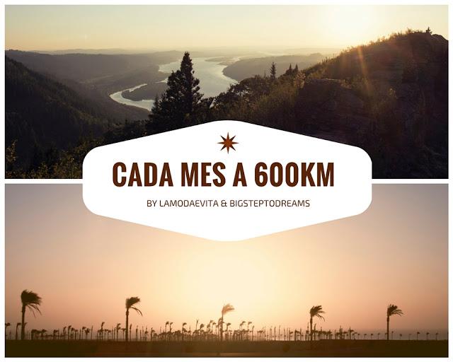 Colaboración «Cada mes a 600 km»
