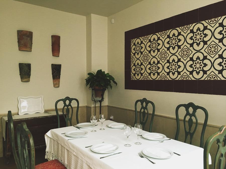 Restaurante Baldomero, La Carlota