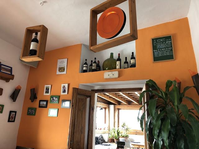 Recomendación gastronómica Restaurante Il Macinino Vejer de la Frontera