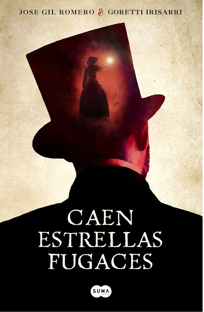 Reseña literaria | Caen estrellas fugaces | Jose Gil Romero y Goretti Irisarri