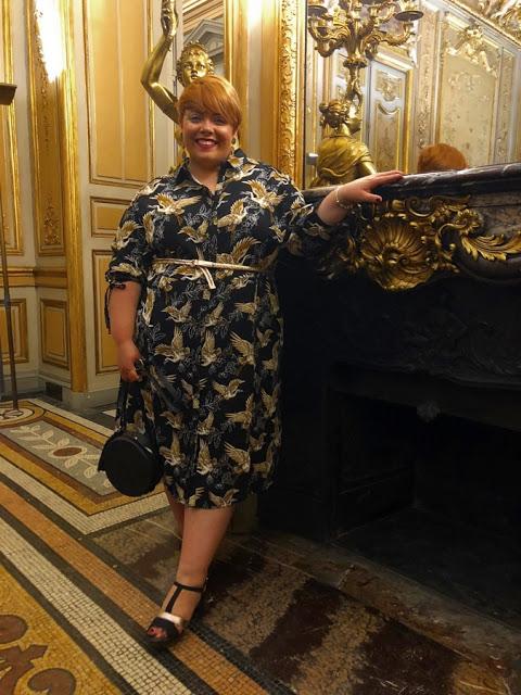 Outfit – Cena en el Palacio de Linares