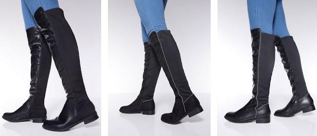 Encontrar calzado de invierno en plena primavera verano